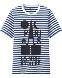 Uniqlo Men Europe Omiyage Graphic Short Sleeve T Shirt - Lyst