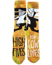 Volcom The Low Life Socks - Lyst