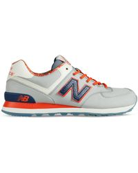 New Balance Luau Collection 574 Sneakers - Lyst