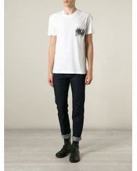 McQ by Alexander McQueen Slim Fit Jeans - Lyst