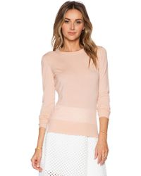 Theory Kralla Sweater - Lyst