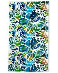 Natori Capri Printed Beach Towel - Lyst