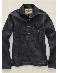 RRL Limited-Edition Krouse Popover - Lyst