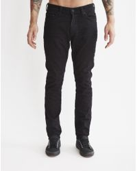 Only & Sons | Mens 5-pocket Regular Jeans Black | Lyst