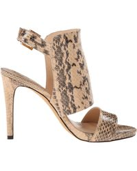 Vince Camuto Beige Fandy - Lyst