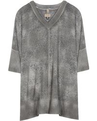 True Religion - Wool And Cashmere-blend Sweater - Lyst