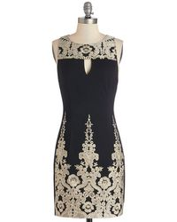 Ark & Co. Glitz About Time Dress - Lyst