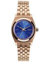 Nixon Time Teller Mini - Lyst