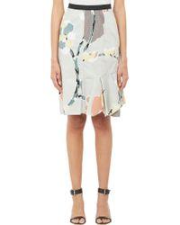 Marni Pleated Skirt - Lyst