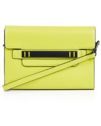Topshop Clean-Cut Satchel - Lyst