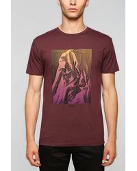 Obey Ceremony Tee - Lyst
