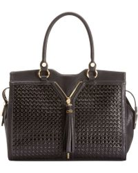 Big Buddha Providence Large Satchel - Lyst