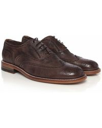 Paul Smith Calf Leather Knight Shoes - Lyst