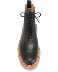 Foot The Coacher - Lace-up Ankle Boots - Lyst