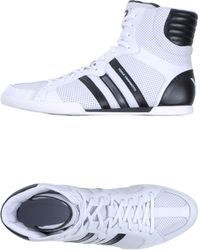 Y-3 Hightop Trainers - Lyst