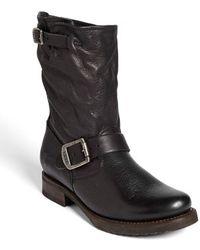 Frye 'Veronica Shortie' Slouchy Boot - Lyst
