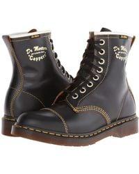 Dr. Martens Capper Capper Boot - Lyst