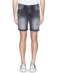 Scotch & Soda 'Ralston Plus' Denim Shorts - Lyst