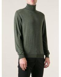 Etro Turtleneck Sweater - Lyst