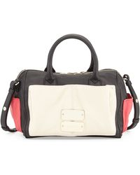 See By Chloé Neli Small Leather Satchel Bag - Lyst