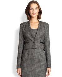 Nanette Lepore Covertocover Jacket - Lyst