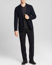 Armani Two-button Sport Coat - Lyst