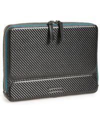 Ben Minkoff 'Mini Eton' Leather Zip-Up Case - Lyst