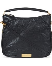 Marc By Marc Jacobs Washed Up Billy Leather Shoulder Bag - Lyst