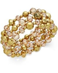 Style & Co. | Gold-tone Coil Bracelet, Only At Macy's | Lyst