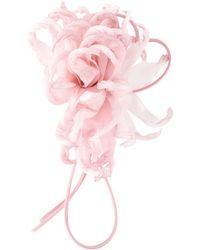 P.A.R.O.S.H. - Flower Brooch - Lyst