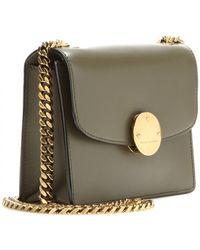 Marc Jacobs Mini Trouble Leather Shoulder Bag - Lyst