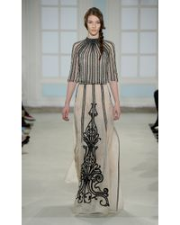 Temperley London Long Crivelli Skirt - Lyst
