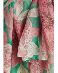 Cilla Collection - Notoriously Glorious Scarf - Lyst