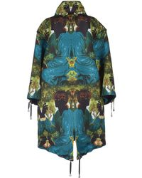 JC de Castelbajac - Full-length Jacket - Lyst