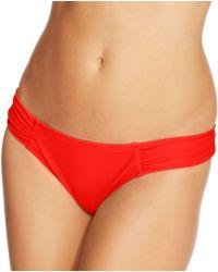 Roxy Side-tab Bikini Bottom - Lyst