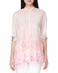 Cacharel Shirt / Blouse - 15Efp207417 - Lyst