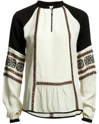 Day Birger Et Mikkelsen Day Folk Top - Lyst
