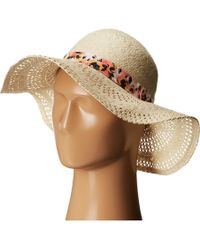 Volcom Head Trip Floppy Hat - Lyst