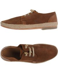 NDC   brown Lace-up Shoes   Lyst