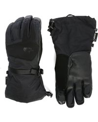 The North Face | Black Gore-tex Ski Gloves | Lyst