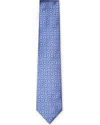 Charvet Square-Jacquard Silk Tie - For Men - Lyst