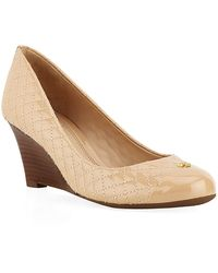 Tory Burch B Kent Wedges - Lyst
