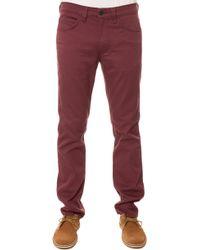 Levi's The 511 Slim Fit Pants - Lyst