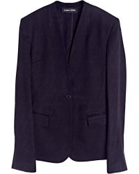 Damir Doma Womens Tailored Belted Jaus Blazer - Lyst