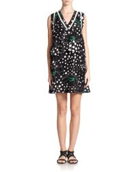 See By Chloé Windflower Popover Dress - Lyst