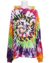 Jeremy Scott Sweatshirt multicolor - Lyst