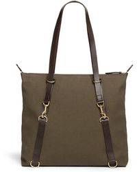 Mismo 'M/S Day Pack' Canvas Tote - Lyst
