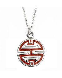 Jan Leslie Longevity Pendant / Charm Necklace - Lyst