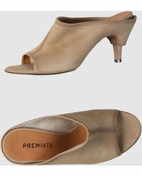 Premiata High-Heeled Sandals - Lyst