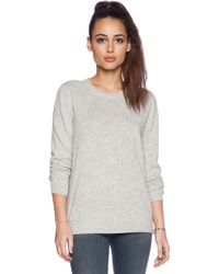 Ag Adriano Goldschmied Horizon Slider Sweater - Lyst